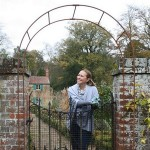 Harrod Vintage Wire Arch – Natural Rust