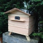 Beepol Large Bumblebee Lodge With Copper Roof And Hive Voucher