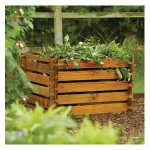 Allotment Compost Bin