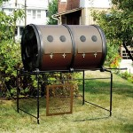 700ltr Double Chamber Compostumbler