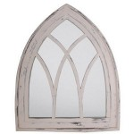 Gothic Mirror – Large Cream