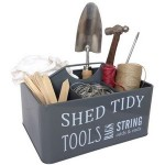 Shed Tidy – Grey