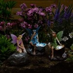 Solar Fairy Spotlight (3 Pack)
