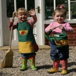 Children's Wellies (size 13)