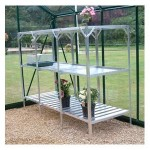 Greenhouse Staging – Three Tier