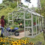 Harrod Superior Greenhouse – Willow Grey
