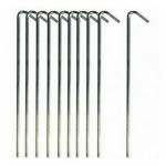 Steel Ground Pegs (10 Pack)
