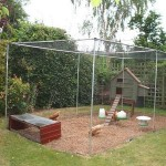 Aluminium Chicken Poultry Cages