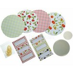 Jam Making Sealing And Labelling Accessories Kit
