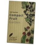 Compact Fruit Garden Gift Voucher